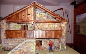 Fundación Naturaleza y Hombre recreacion-cabana-pasiega