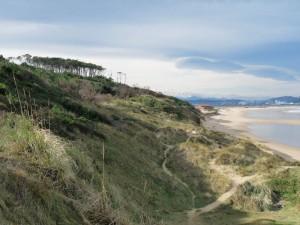 el-monte-de-somo-se-situa-sobre-la-duna-terciaria-del-puntal