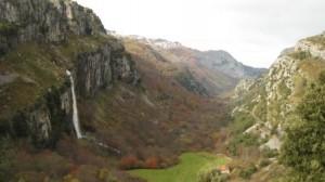 Valle y cascada del Asón (LIC Montaña Oriental)