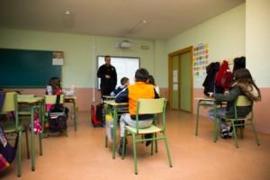 Educación ambiental también en las aulas