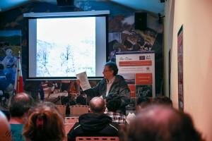 Gonzalo Valdeolivas en el Fluviarium