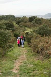 Ruta por Peñas Negras con el LIFE Anillo Verde