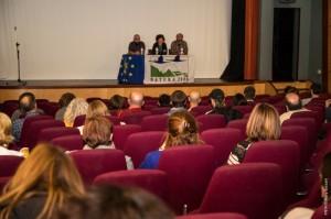 El coloquio en el que codirectores y asistentes intercambiaron opiniones y sugerencias.