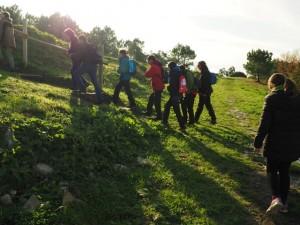 Subimos al Monte de Somo