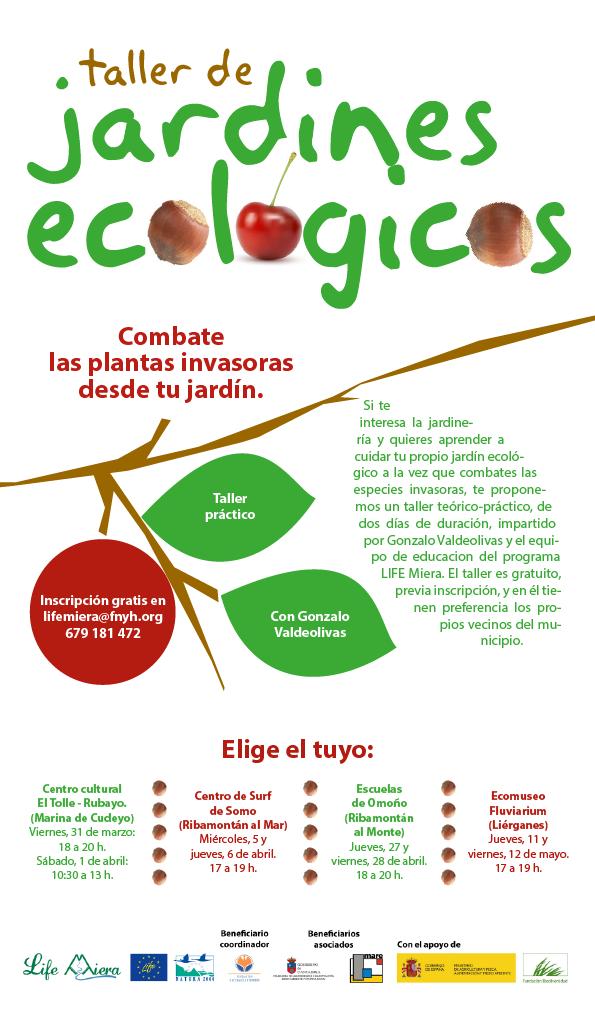 LIFE Miera jardines ecológicos