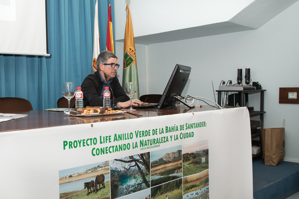Luis A. Orive (Centro de Estudios Ambientales de Vitoria-Gasteiz)