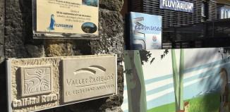 Distintivo de Calidad Rural Valles Pasiegos concedido al ecomuseo Fluviarium