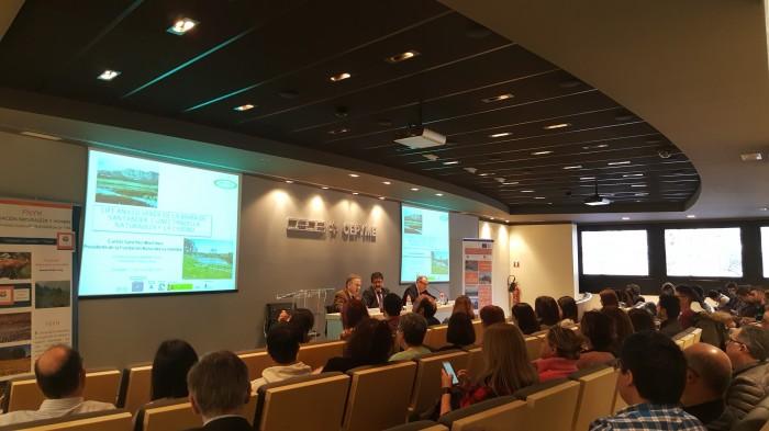 Jornada de Responsabilidad Social Corporativa con CEOE-CEPYME Cantabria
