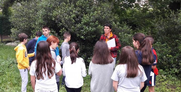 Educación Ambiental en La Regata