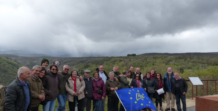 Foto del grupo de participantes en las jornadas técnicas