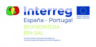 Logo del proyecto Interreg Biofrontera BIN-SAL