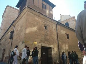 Filmoteca de Castilla y León, en Salamanca.