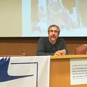 Gerardo Moreno (Univ. de Extremadura).