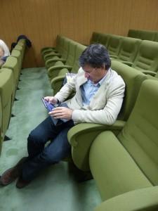 Íñigo Ortiz de Urbina (Programa LIFE)