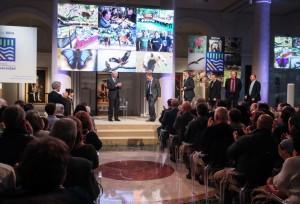 Entrega de los Premios Biocon 2018 de la Fundación BBVA.KIKE PARA.
