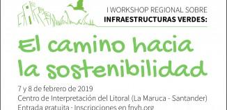 I Workshop Regional sobre Infraestructuras Verdes: el camino hacia la sostenibilidad