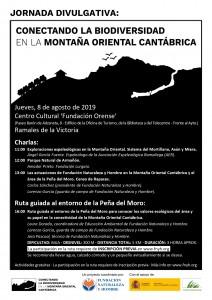 Programa Jornada Montaña Oriental Cantábrica