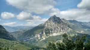 Pico San Vicente. Foto de Jara Pascual.