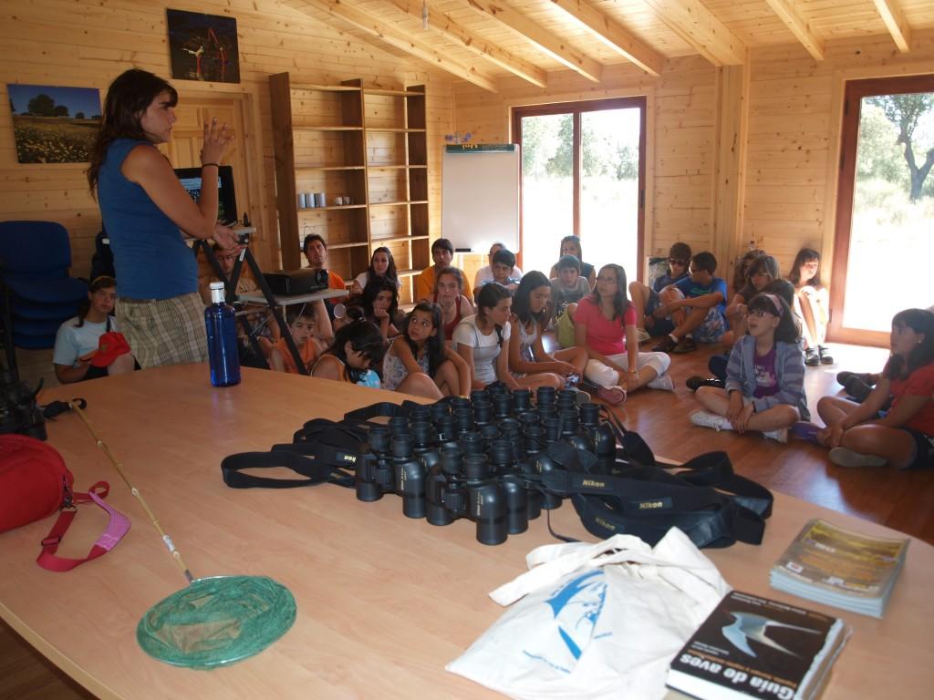Actividades Medioambientales en Cantabria FNYH Fundación Naturaleza y Hombre