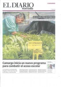 Producción de Woodwardia radicans en el vivero El Pendo (Parte 1)