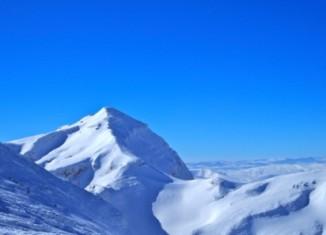 Castro Valnera nevado