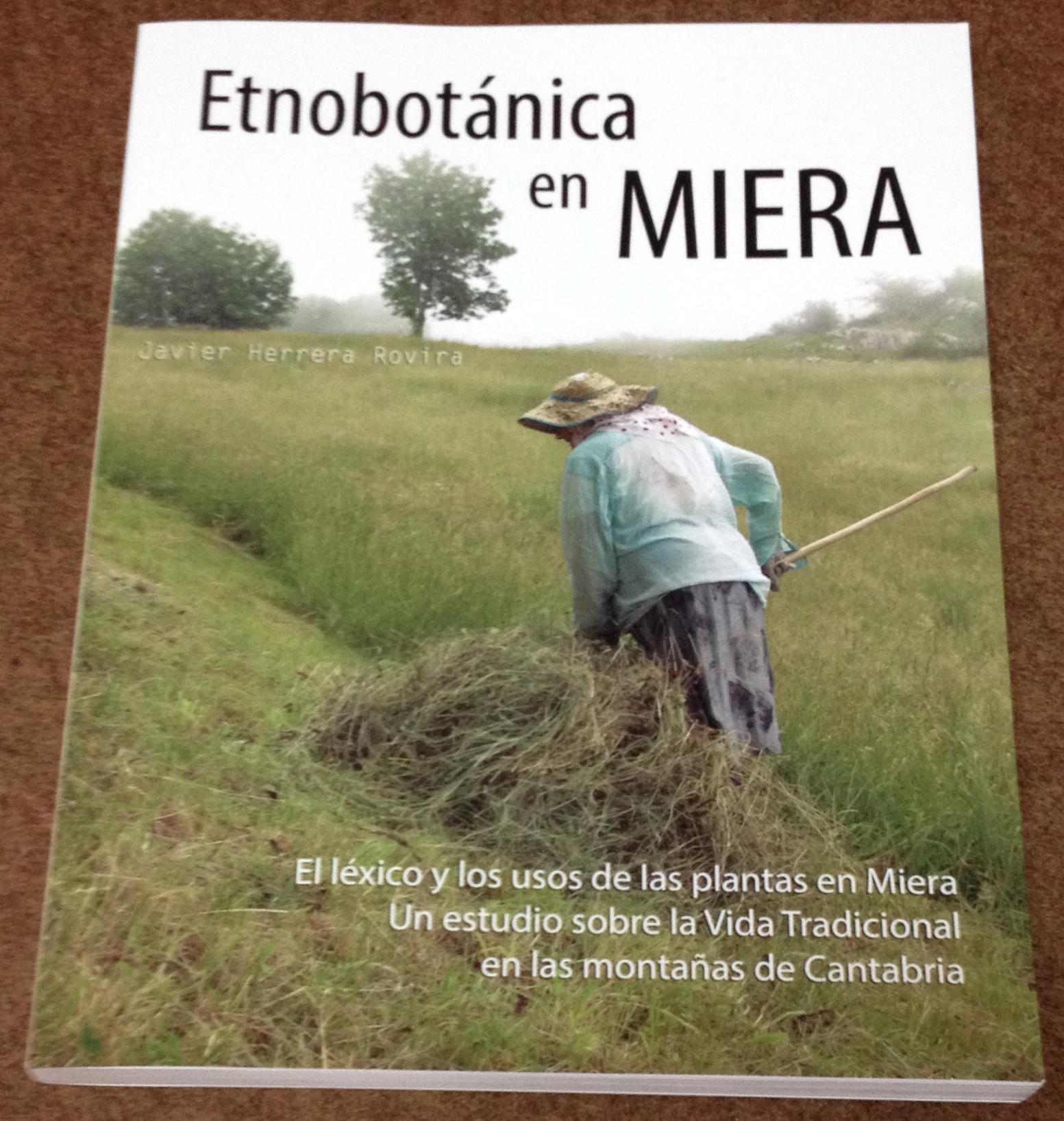 Charla Etnobotánica en Miera