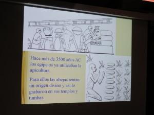 Dibujo egipcio (3500 A.C.)