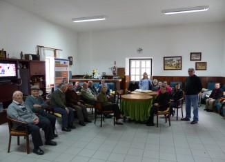 El grupo de participantes en el taller