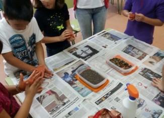 Taller de Educación Ambiental en el CRA Alto Águeda