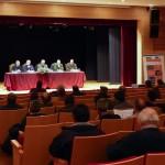 Coloquio Encuentro Ibérico sobre Caza y Conservación en 9ª Feria de Caza, Pesca y Desarrollo Rural de Vilar Formoso, Portugal