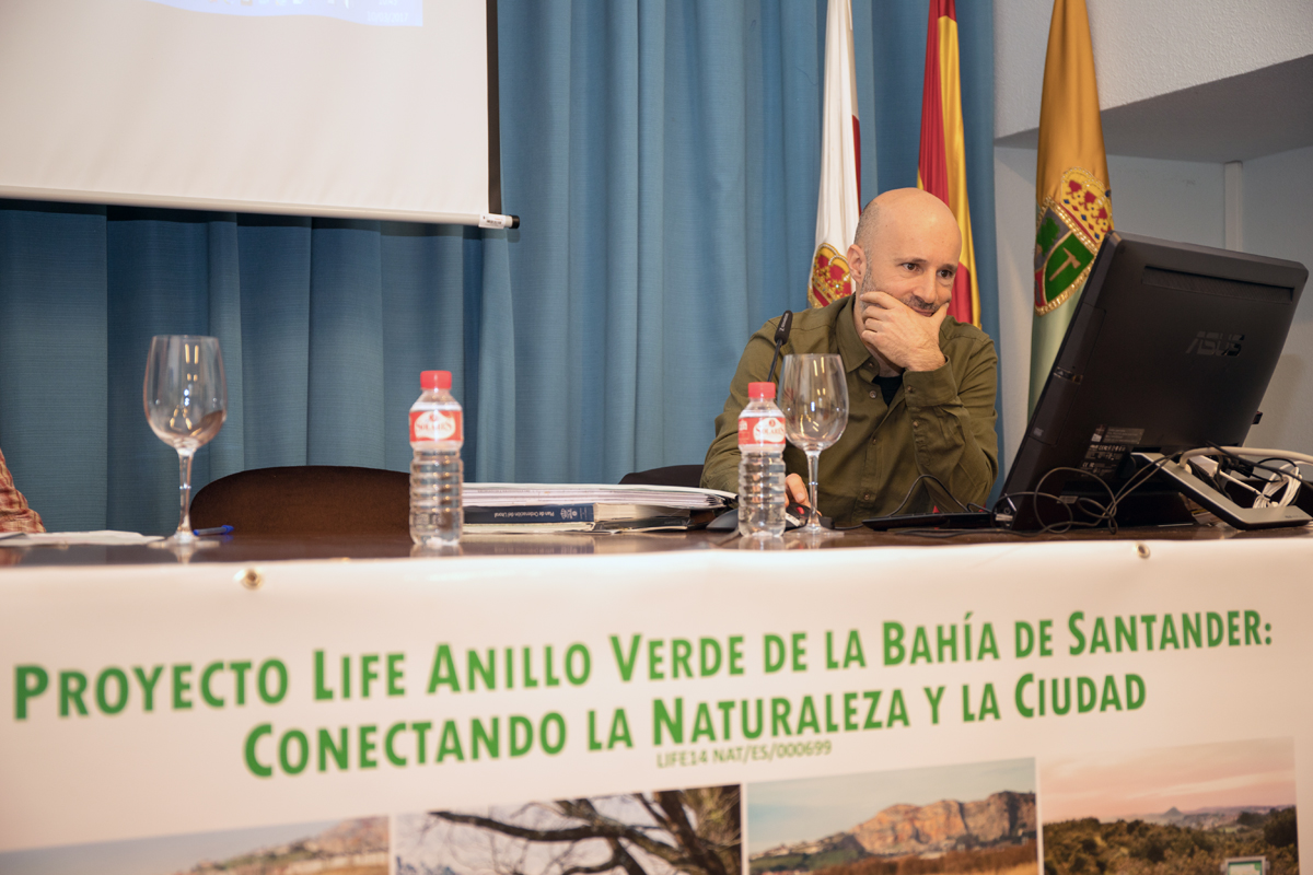 Ángel de Diego, consejería de Medio ambiente de Cantabría