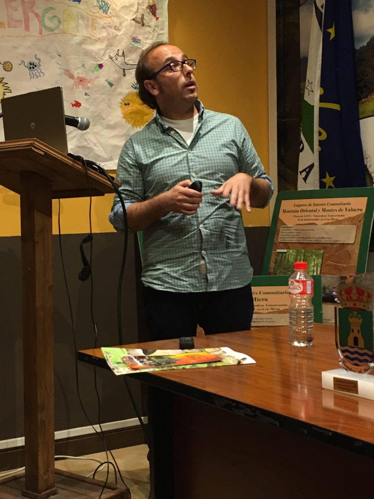 Juan Manuel Alvarez Martínez, investigador del Instituto de Hidráuica de Cantabria