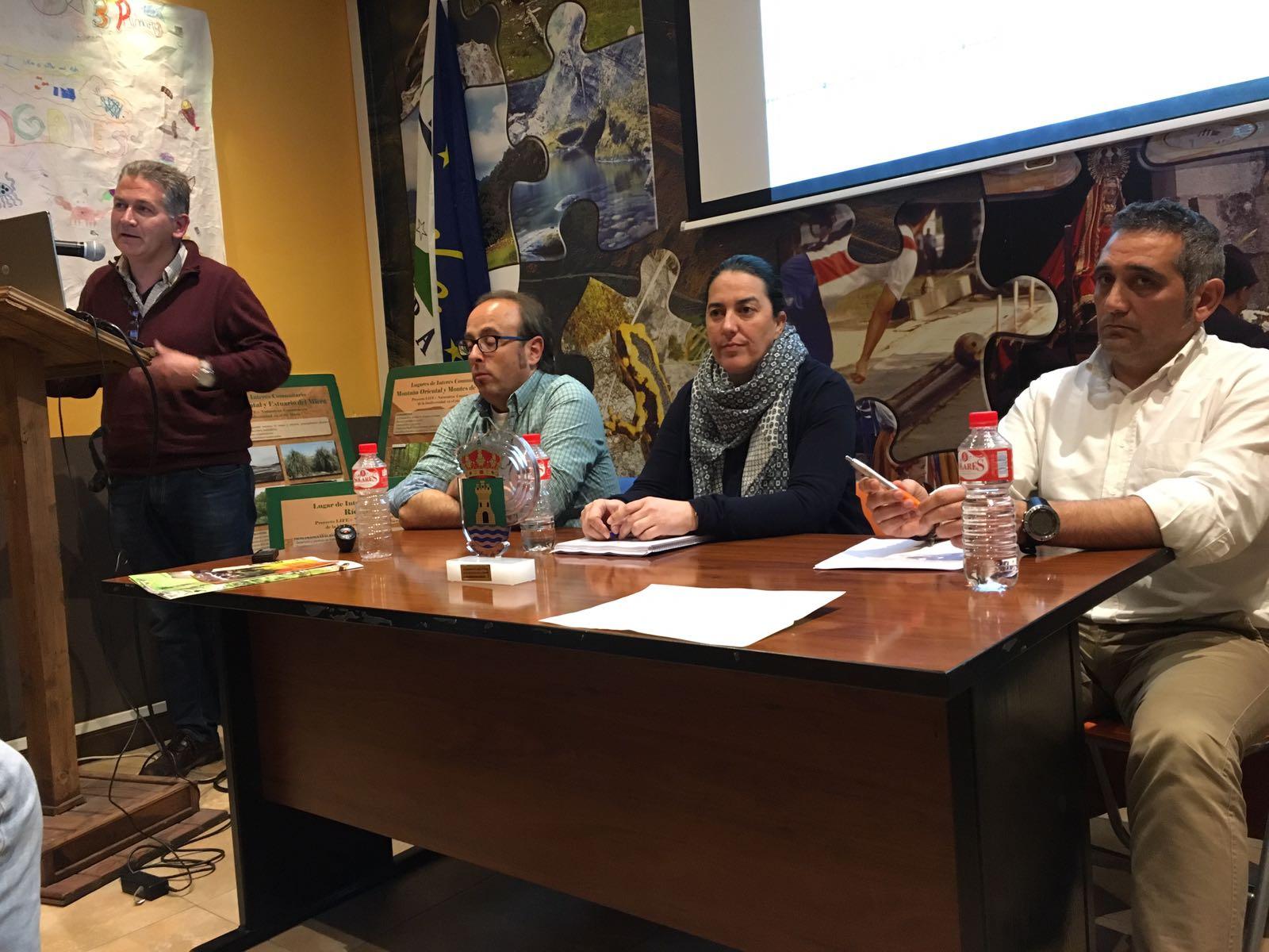 Bienvenida e introducción a la mesa redonda de Carlos Sánchez, presidente de Fundación Naturaleza y Hombre.
