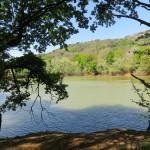 Una de las lagunas de los Pozos de Valcaba