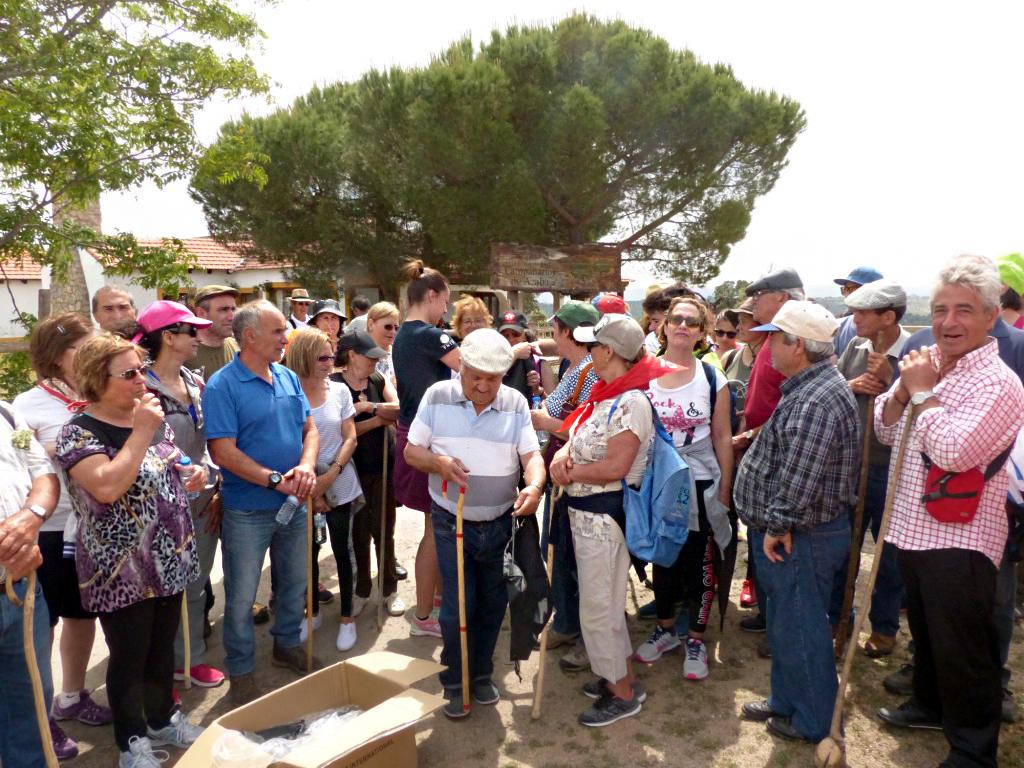 Visita a la Reserva Biológica Campanarios de Azaba