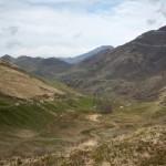 El Tremedal de Bernallán se ubica entre dos morrenas glaciares