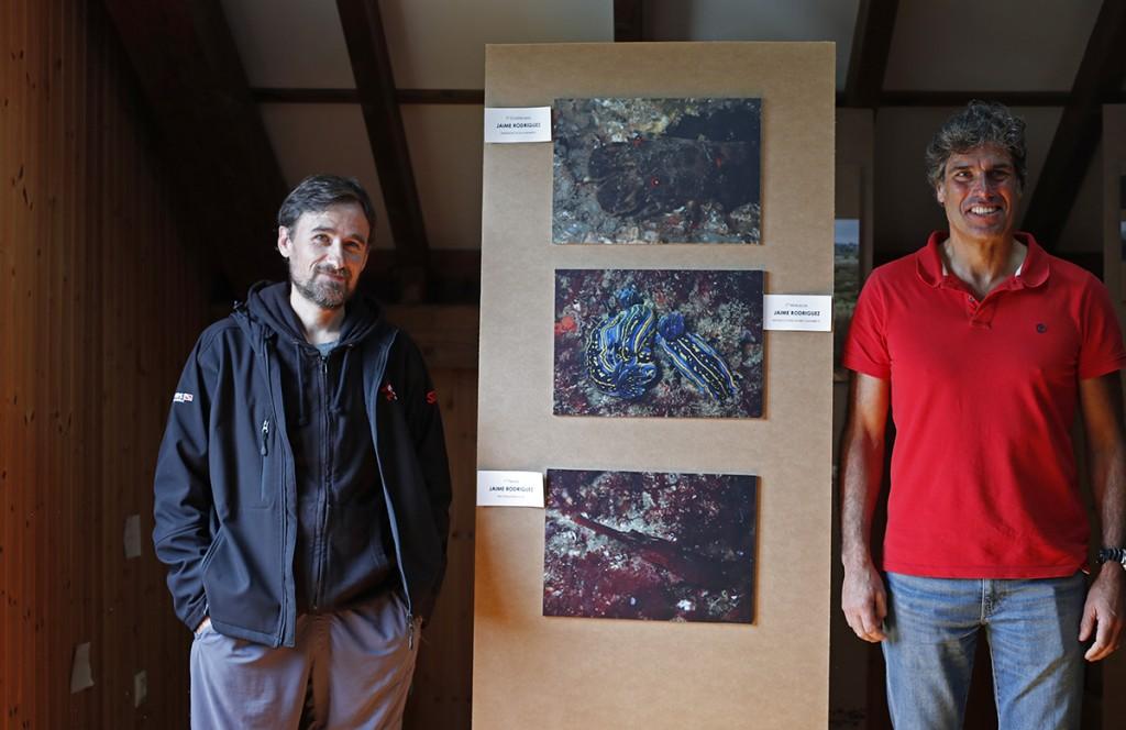 Jaime Rodriguez_Mourosub junto a exposicion fotos_premiadas