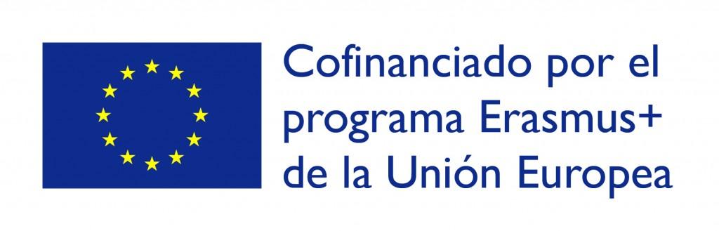 Cofinanciado por el programa ERASMUS+ de la Unión Europea.