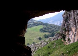 Cueva Mur en Ramales