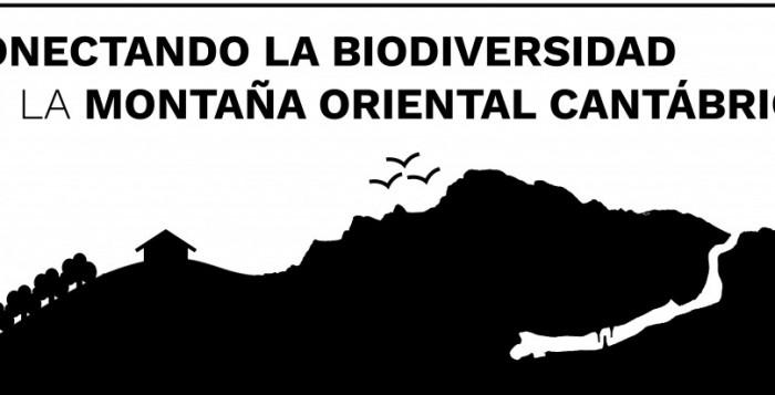 Logo del proyecto Conectando la Biodiversidad en la Montaña Oriental Cantábrica.